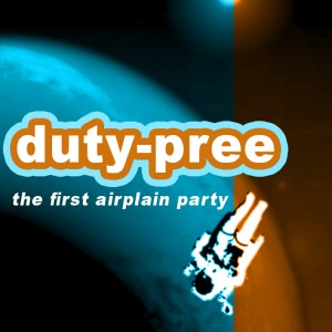 The first airplain party - עטיפת האלבום