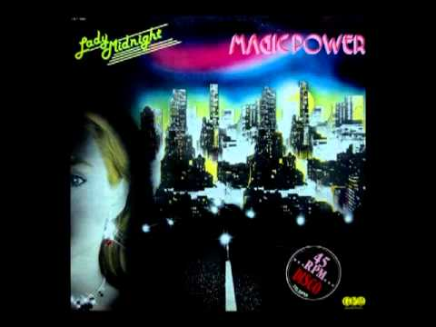 Magic Power - Lady Midnight (1979)