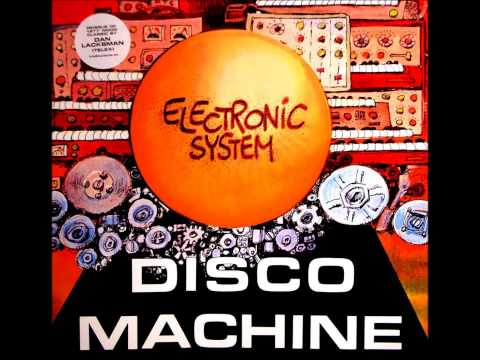 Electronic System - Cosmos Trip (1977)